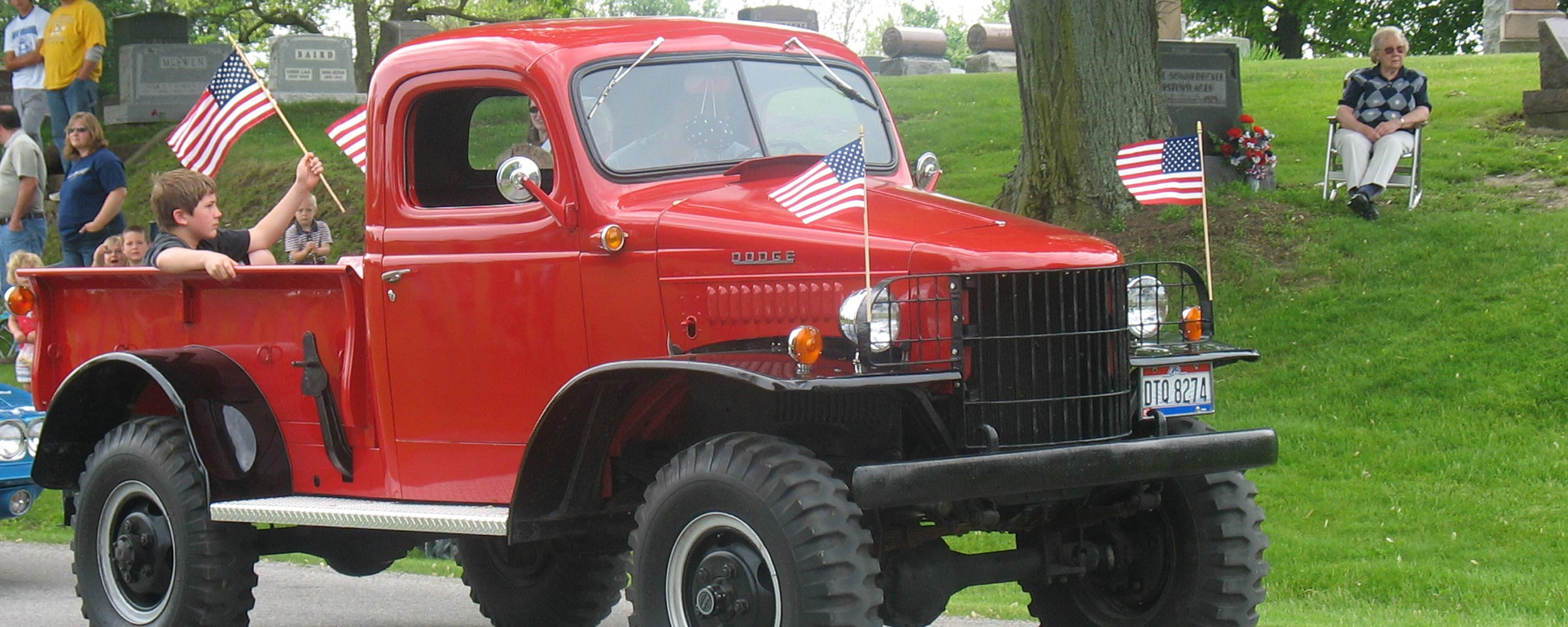 POWER WAGON PAGE