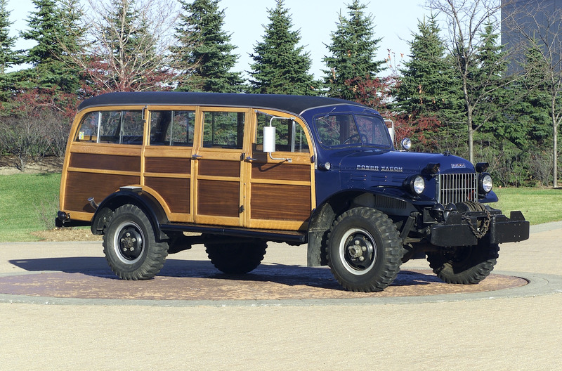63 Power Wagon >> The Story Of The Power Wagon Woodie