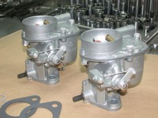 Solex 40PBIC Carb Restoration / 1952