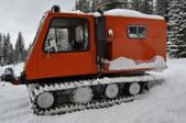 1985 LMC 1500 Snowcat