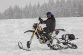 Snowbiking