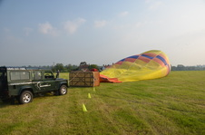 Balloon Flight - 24/5/2012