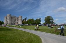 Lulworth Castle car meet, 13-5-2018
