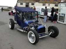 Mudeford Cars, 14-4-2013