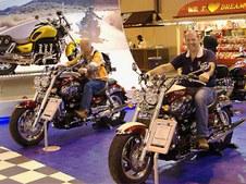 The NEC Bike show 2005.