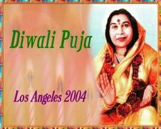 Diwali Puja 2004