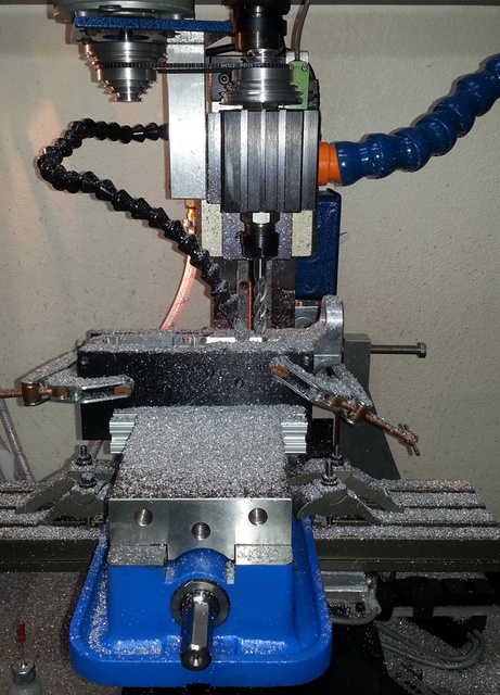 Best way to clamp a forged 80% in a vise? - AR15 COM