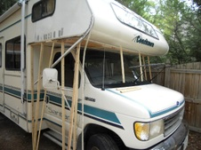 Coachman RV Bunk Repair