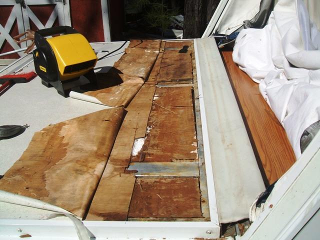 Hybrid repairs