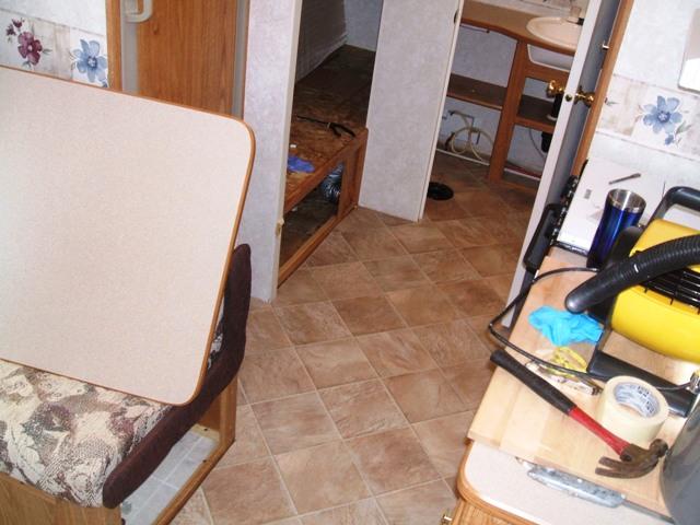 Prowler Floor Damage