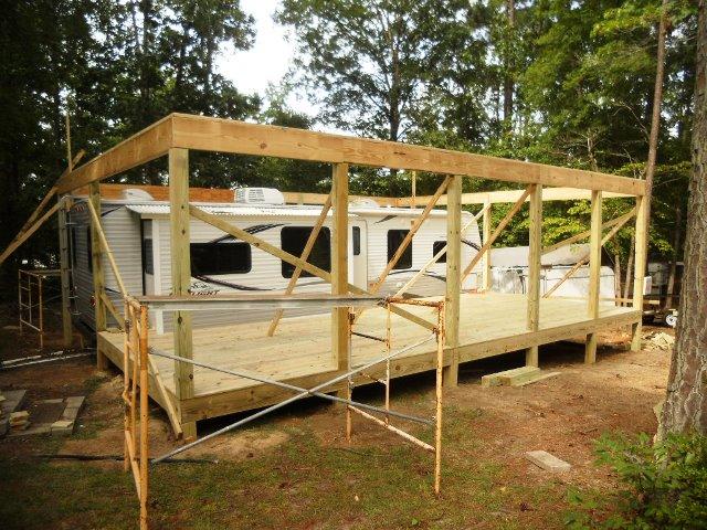Teresa, Build Over