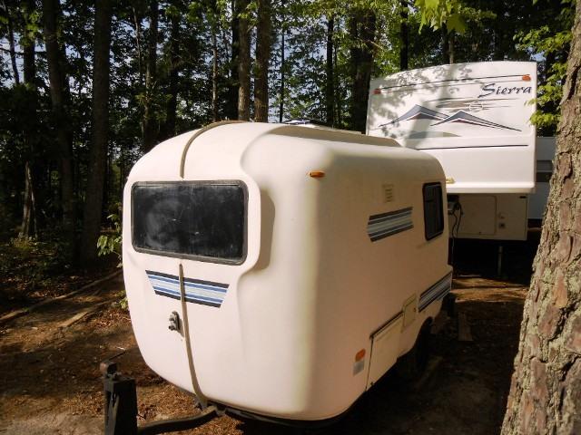 Uhaul Camping Trailer
