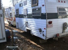Vintage Trailer Upgrades