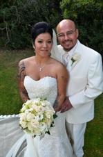 Claudia and Rick's Wedding
