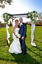 Kori and John's Wedding