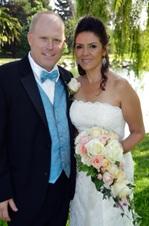 Monica and David's Wedding