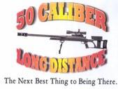 AR-50 .50 BMG 100 Yard Sight in