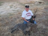 Pig/Coyote Hunt
