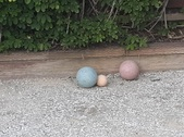 Bocce at the DeMartinis