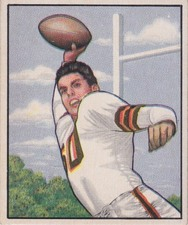 1950 Bowman NFL Football set