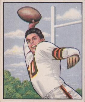 1950 Bowman NFL Football set