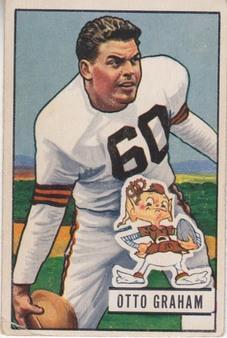 1951 Bowman NFL Football set