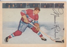 1953-54 Parkhurst NHL Hockey set