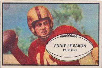 1953 Bowman NFL Football set