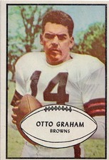 1953 Bowman NFL Football set