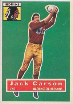 1956 Topps NFL Football set