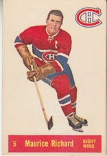 1957-58 Parkhurst  NHL Hockey set