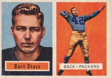 1957 Topps NFL Football set