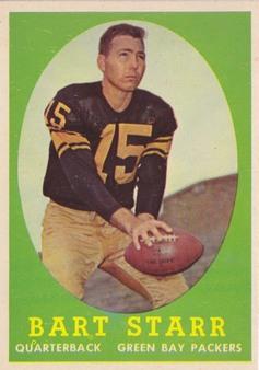 1958 Topps NFL Football set