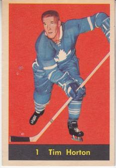 1960-61 Parkhurst Hockey set