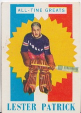 1960-61 Topps Hockey set
