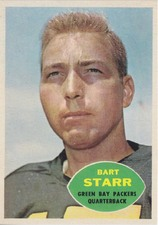 1960 Topps NFL Football set