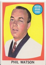 1961-62 Topps Hockey set