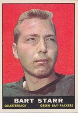1961 Topps NFL/AFL Football set