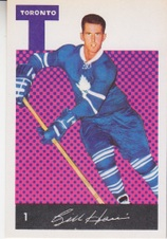 1962-63 Parkhurst Hockey set