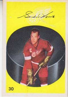 1962-63 Parkhurst NHL Hockey set