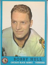 1962-63 Topps NHL Hockey set