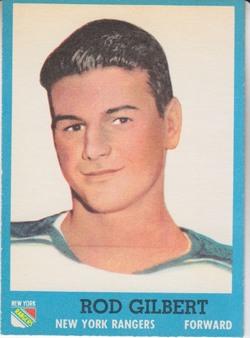 1962-63 Topps NHL Hockey set