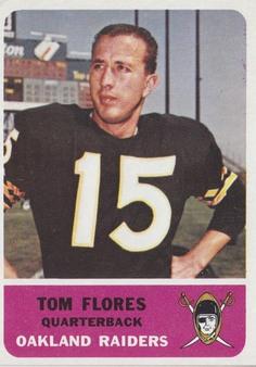1962 Fleer AFL Football set