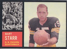 1962 Topps NFL Football set