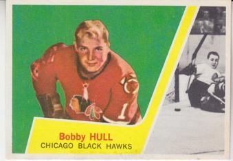 1963-64 Topps NHL Hockey set