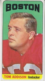 1965 Topps AFL set