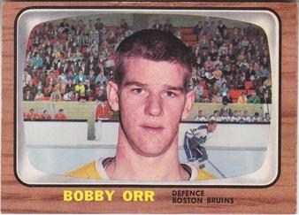 1966-67 Topps NHL Hockey set