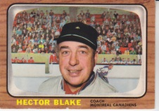 1966-67 Topps Hockey set