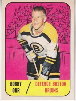 1967-68 Topps NHL Hockey set