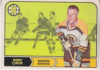 1968-69 O Pee Chee Hockey set